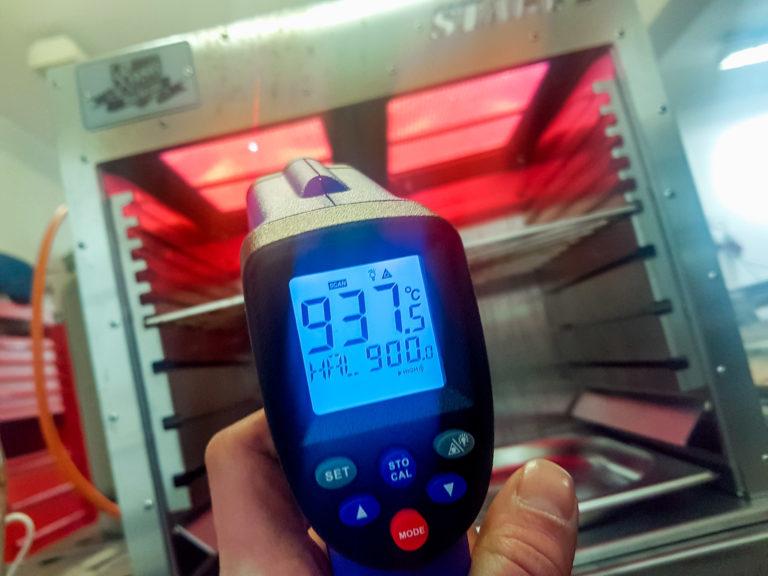 temperatur vom beefer stage 2