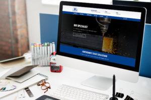 Wir sind online - Neue Website